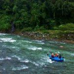 Whitewater Raft The Savegre River