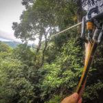 Zipline At Osa Mountain